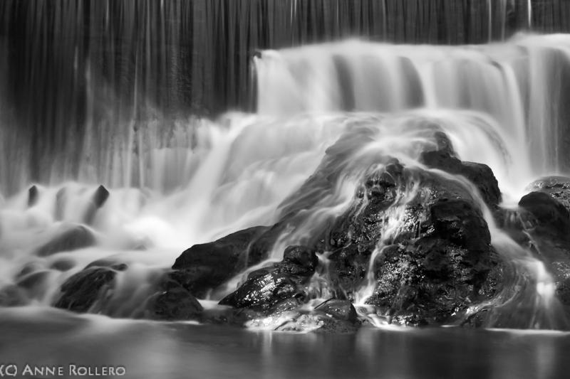 Luynes - Wasserfall